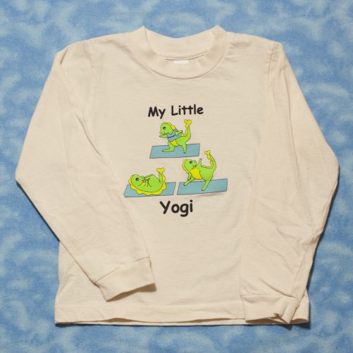My Boo and You My Little Yogi
