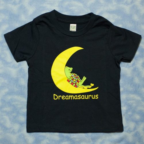 My Boo and You Dreamasaurus On Back