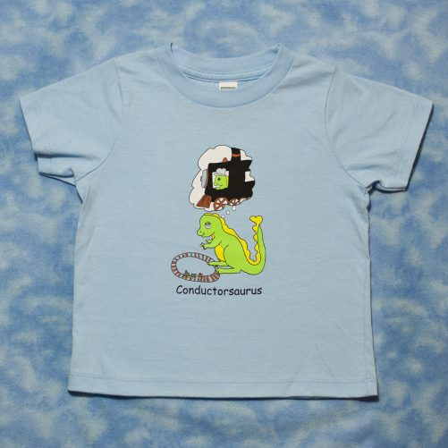 My Boo and You Conductasaurus Shirt